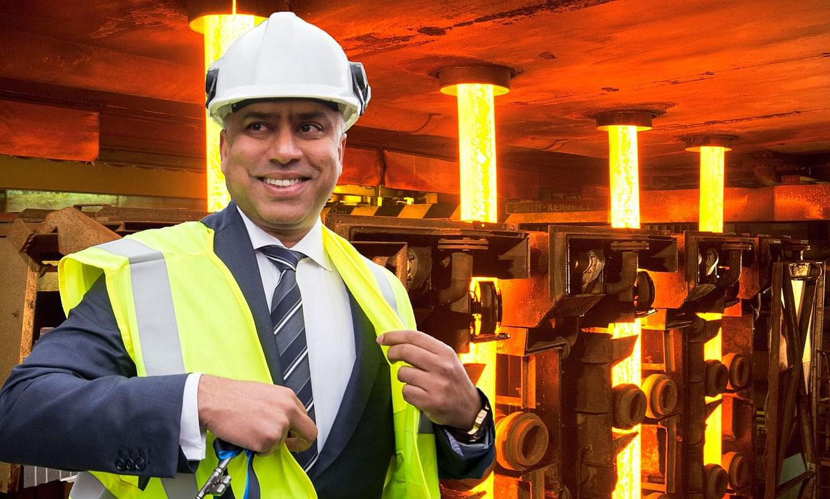 Mr Sanjeev Gupta to Hold Crisis Talks with UK Worker Unions