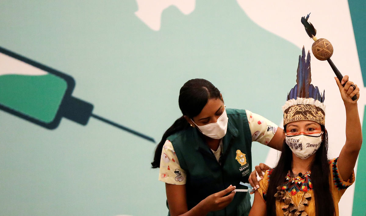 ArcelorMittal Brazil Denies Employees Vaccination outside SUS