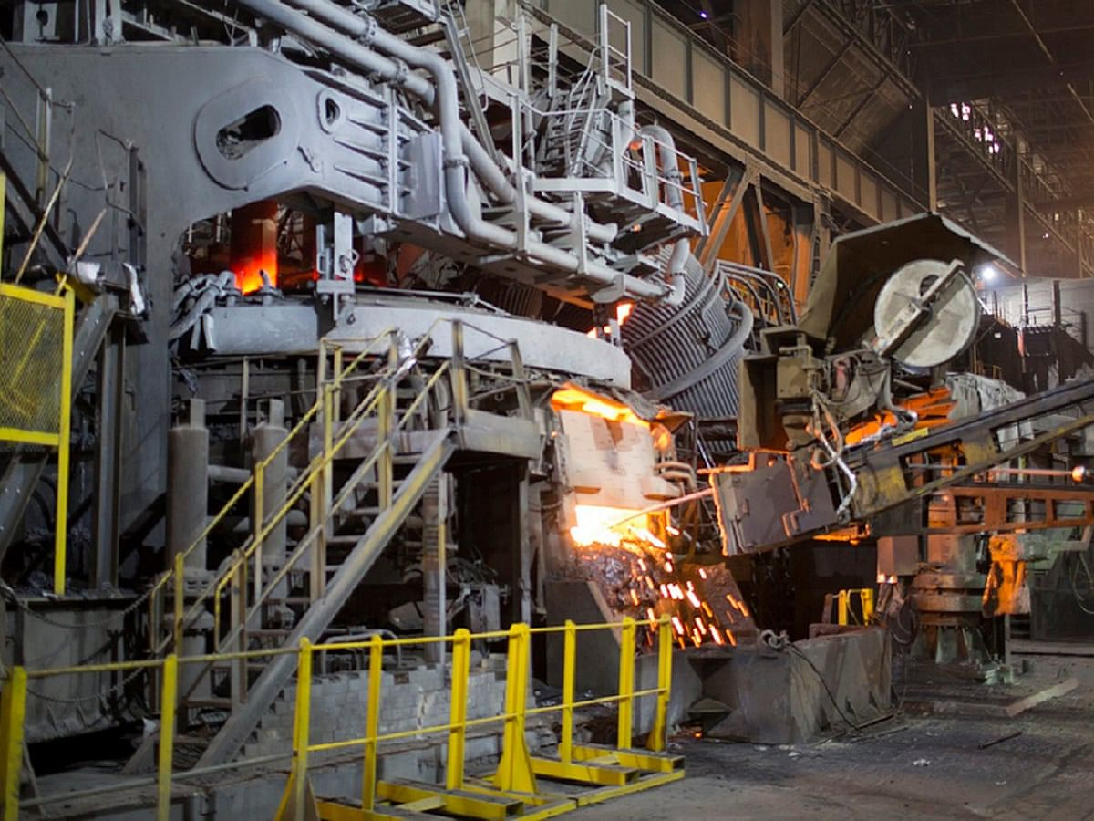 Liberty Steel to Restart Steel Making in Rotherham
