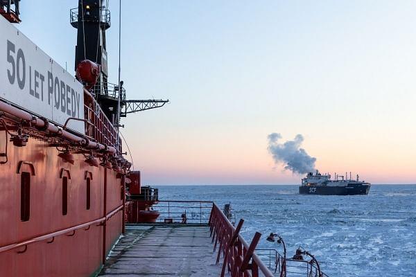 Rosatomflot Ensured Ultra Late Ice Escort along Northern Sea Route