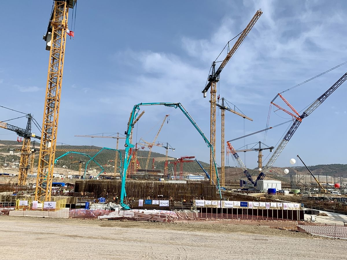 ROSATOM Starts Construction of Akkuyu NPP Unit 3 in Turkey