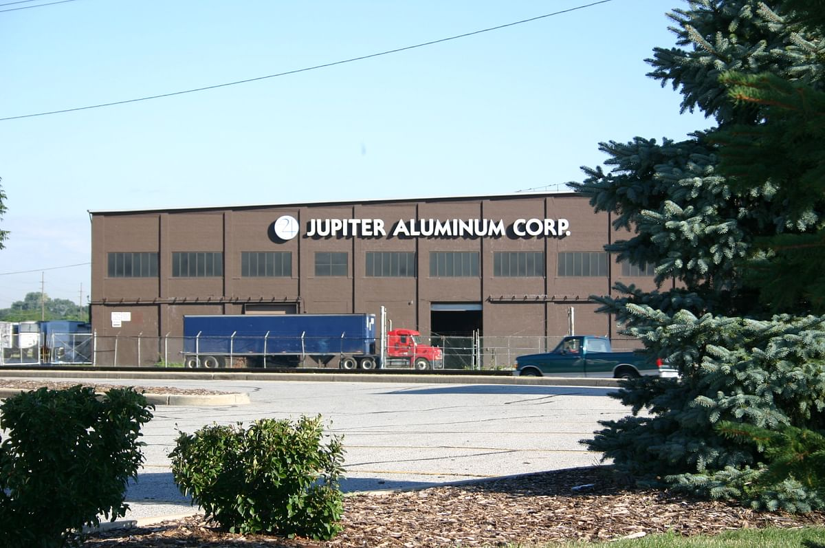 ASI Certifies 3 Jupiter Aluminum Facilities in US