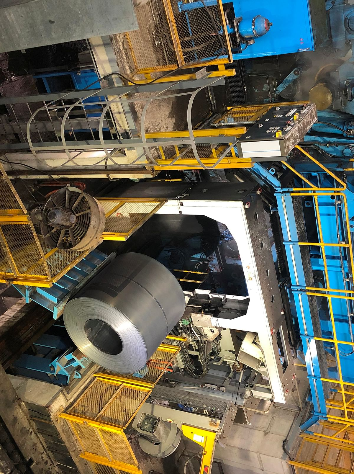 Primetals Receives FAC for HSM Coiler at Ilyich Steel