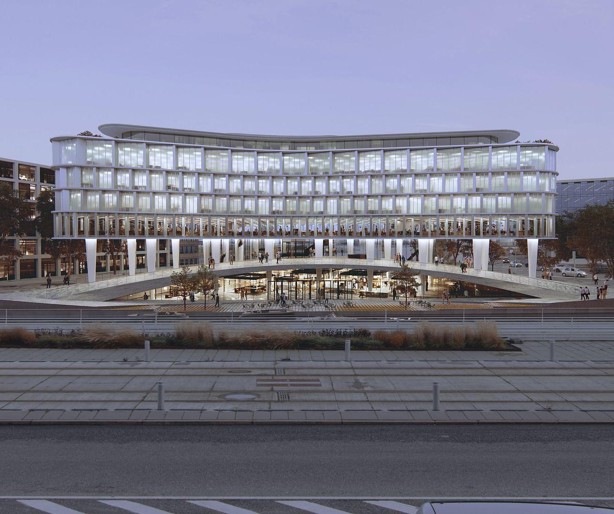 Dorte Mandrup to Create Innovative City Gate to Aarhus