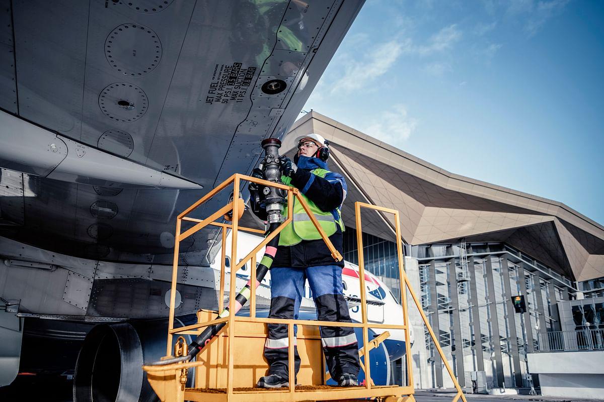 Gazprom Neft Strengthens Partnership with Air Carrier Belavia