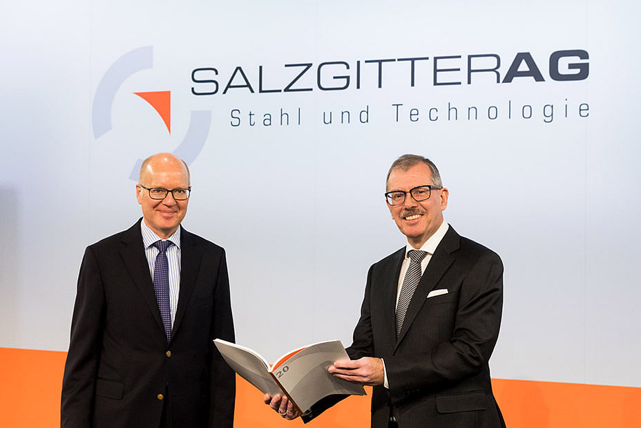 Salzgitter AG Expects Recovery in 2021