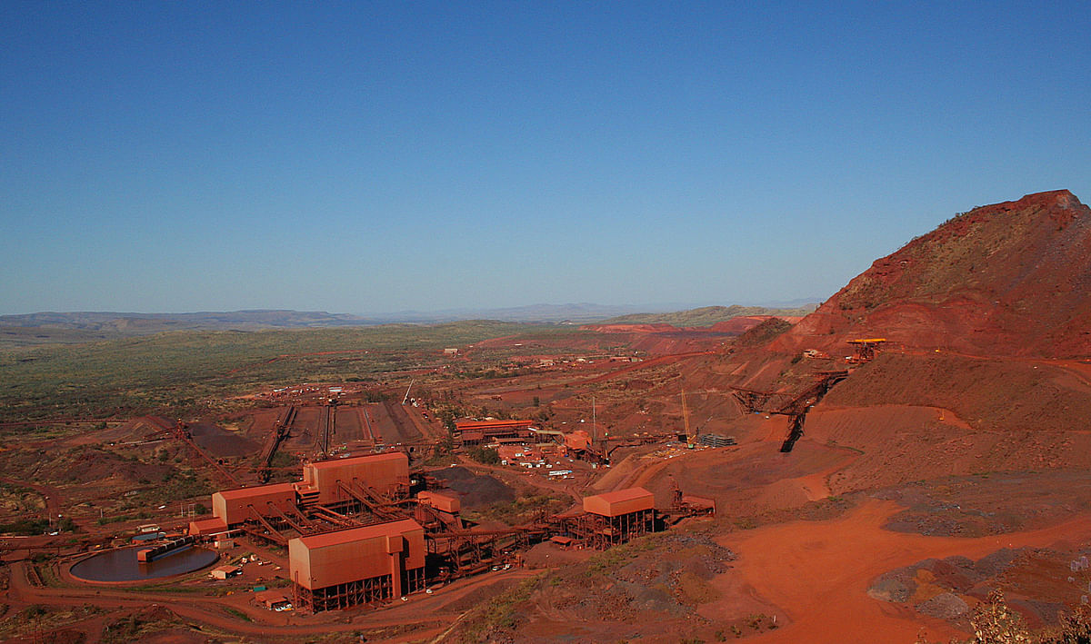 Rio Tinto Update on WTSP 2 Expansion at Tom Price Iron Ore Mine