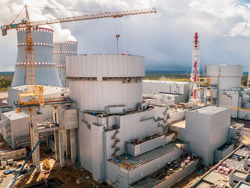 NLMK Supplies Electrical Steel for Shunt Reactors of Leningrad NPP