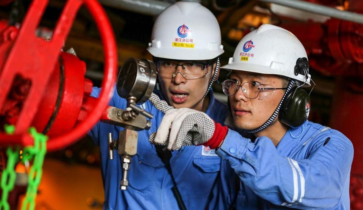 CNOOC Caofeidian 6-4 Oilfield Commences Production