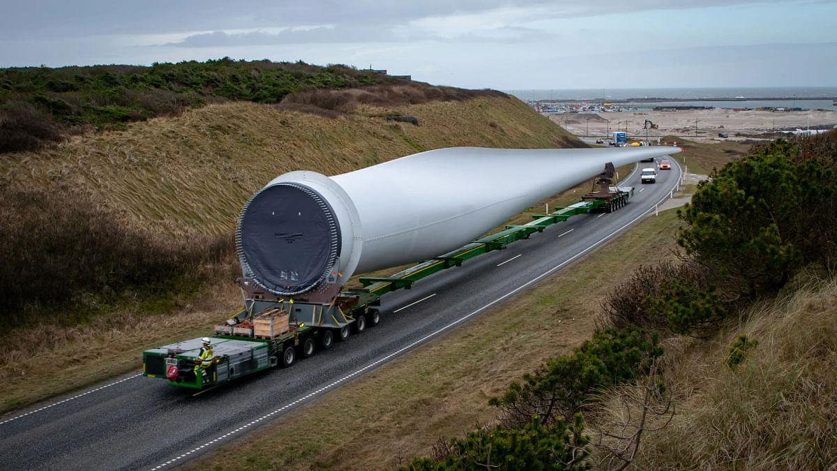 140 Siemens Gamesa Turbines for Wind Farm Hollandse Kust Zuid