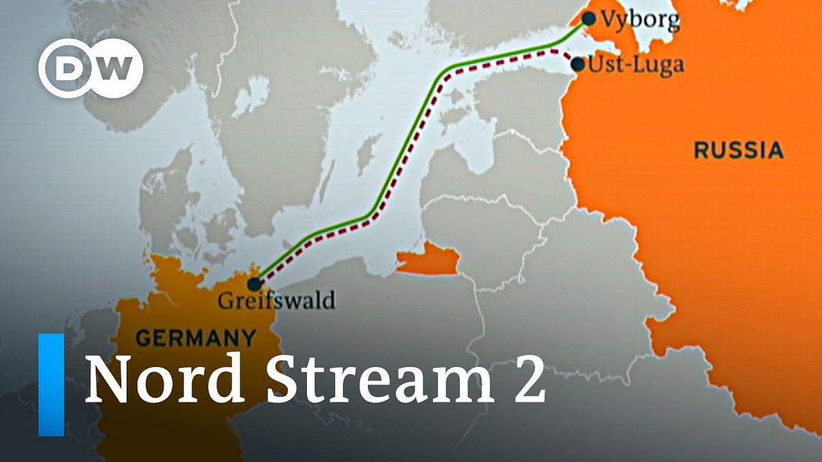 Bilfinger Stops Nord Stream 2 Pipeline Work