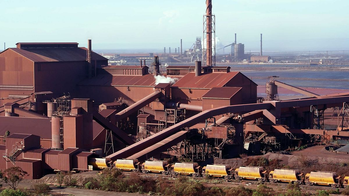 Greensill Crisis Reaches Whyalla Steelworks in Australia