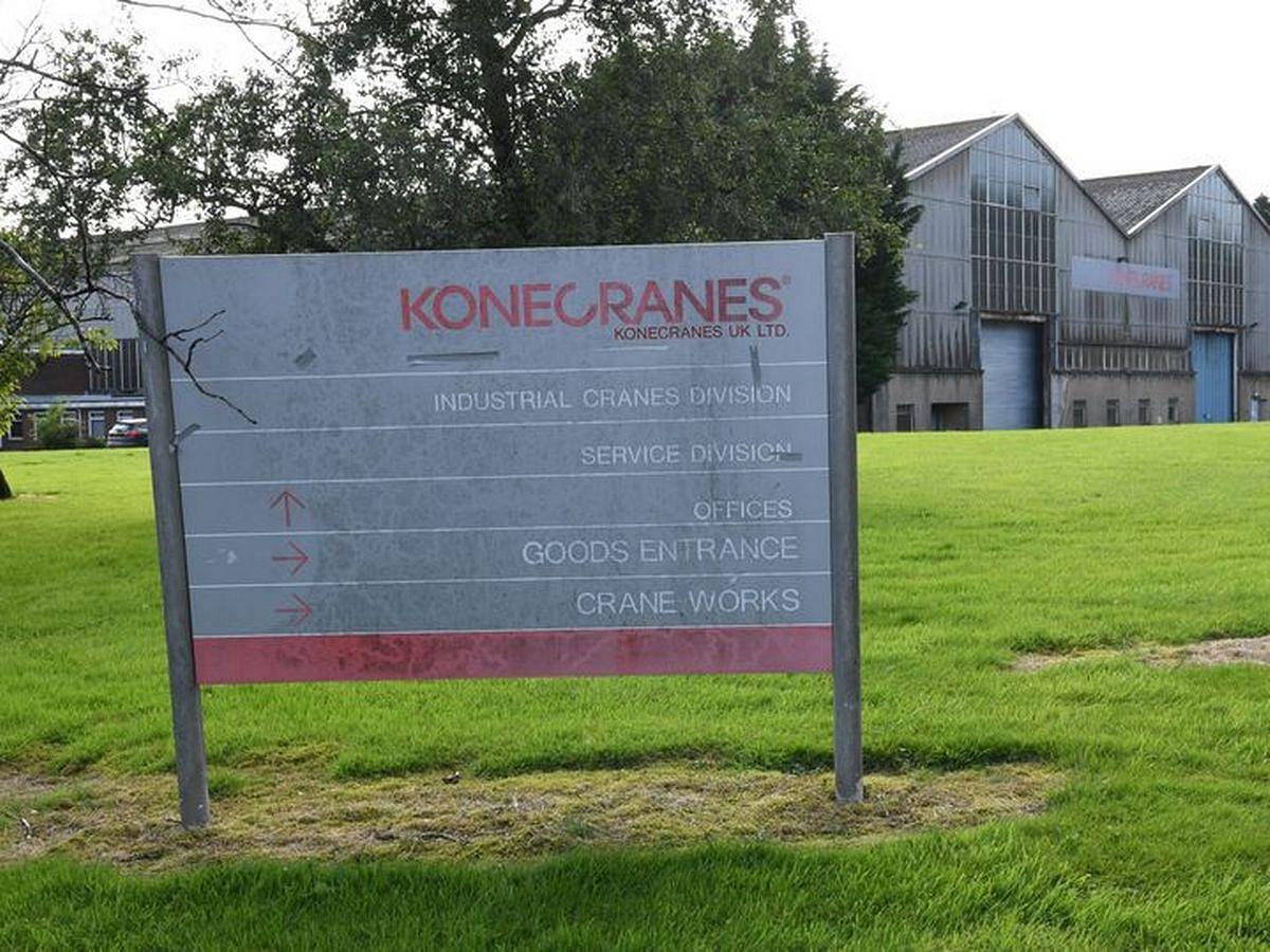 J&D Pierce Acquires Konecranes Plant in East Kilbride in Scotland