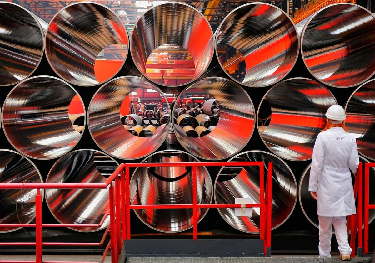 TMK Acquires 87% Stake in ChTPZ to Create Russian Pipe Giant
