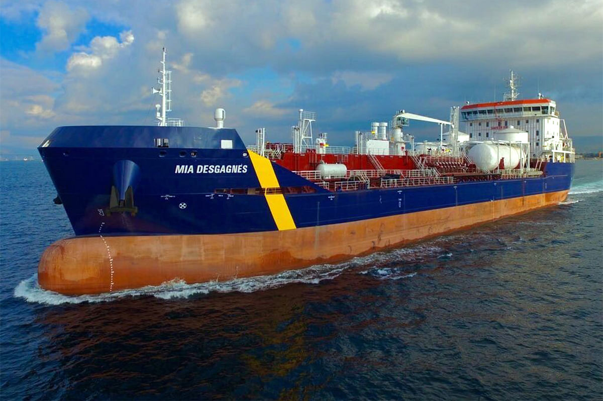 Repsol Completes LNG Bunkering of Fure Vinga in Spain