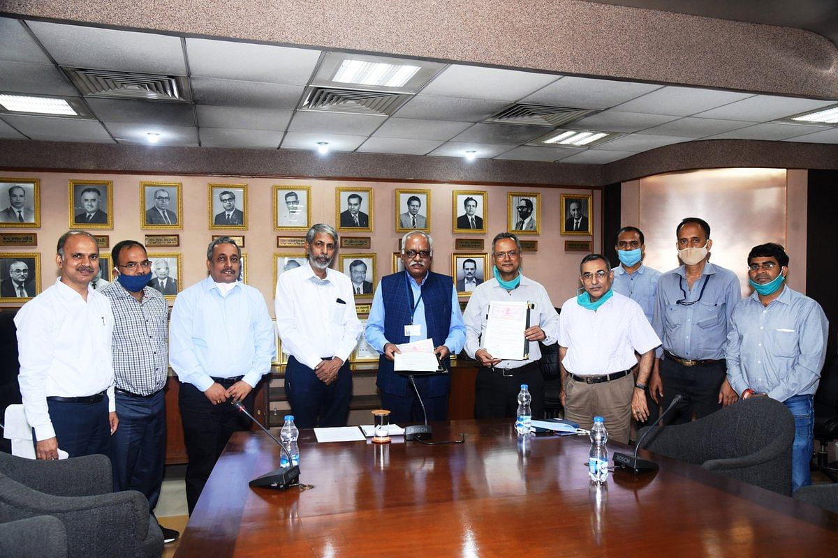 SAIL BSL & RITES Sign MoU for Pre Dispatch Inspection