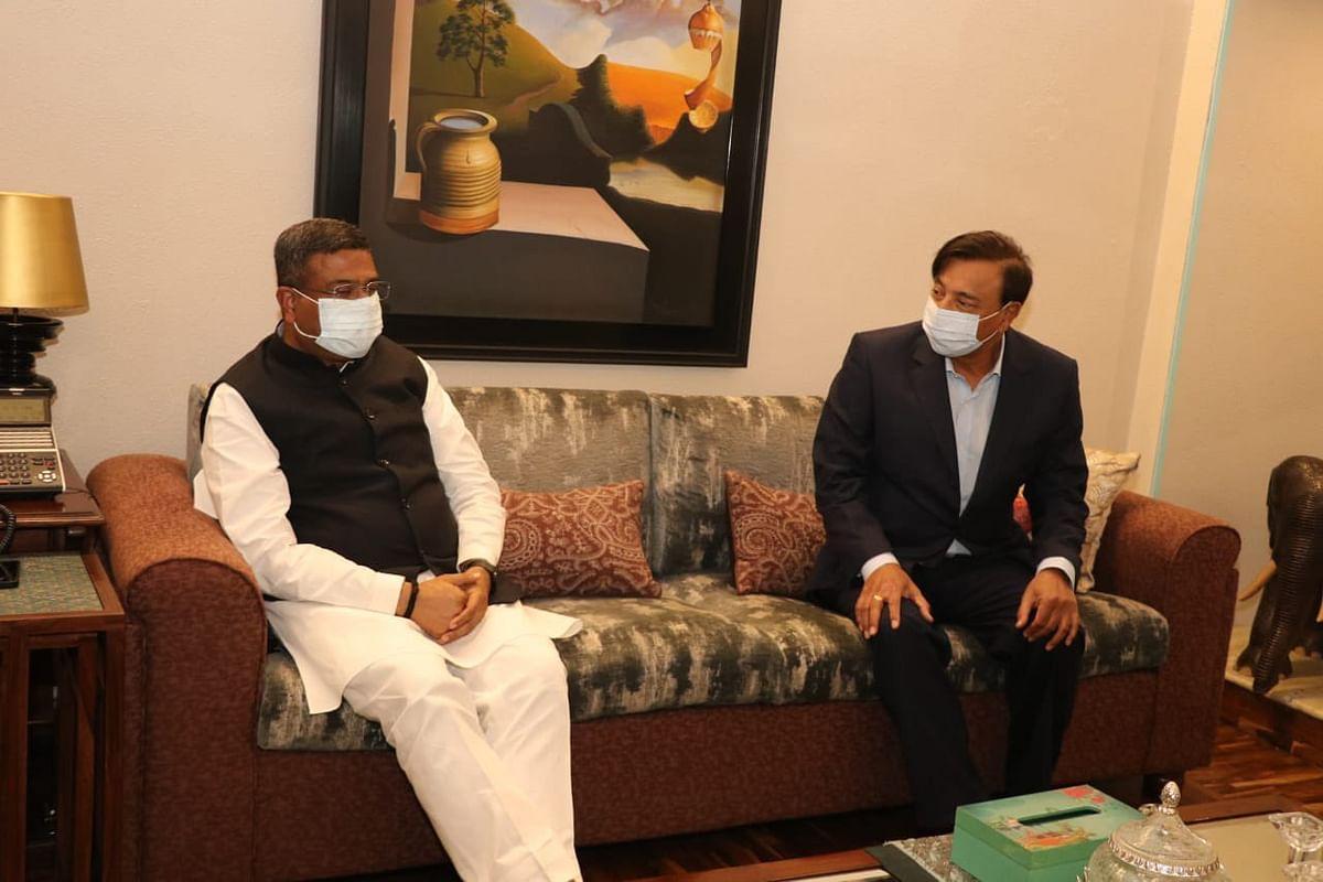 Steel Minister Dials ArcelorMittal for Odisha Steel Hub Dream