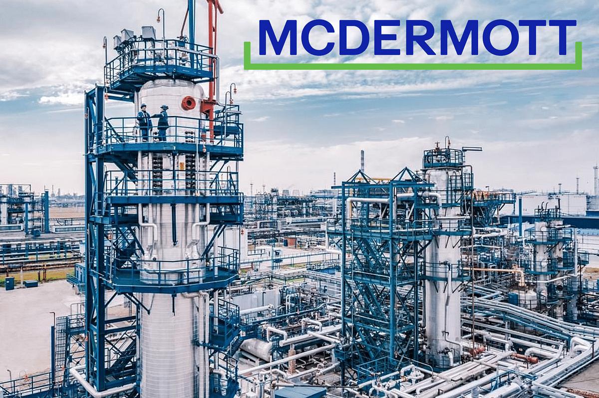McDermott Expands with Green Hydrogen Award