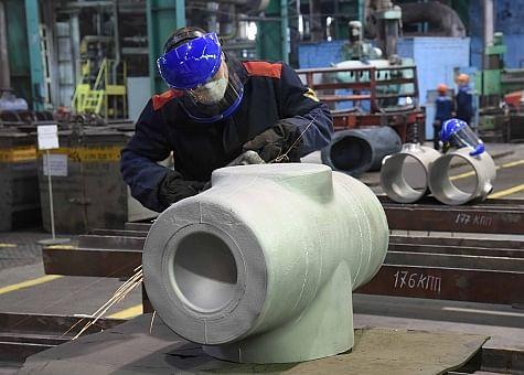 OMK Belgorod Plant Supplies Stamped Blanks for Akkuyu NPP