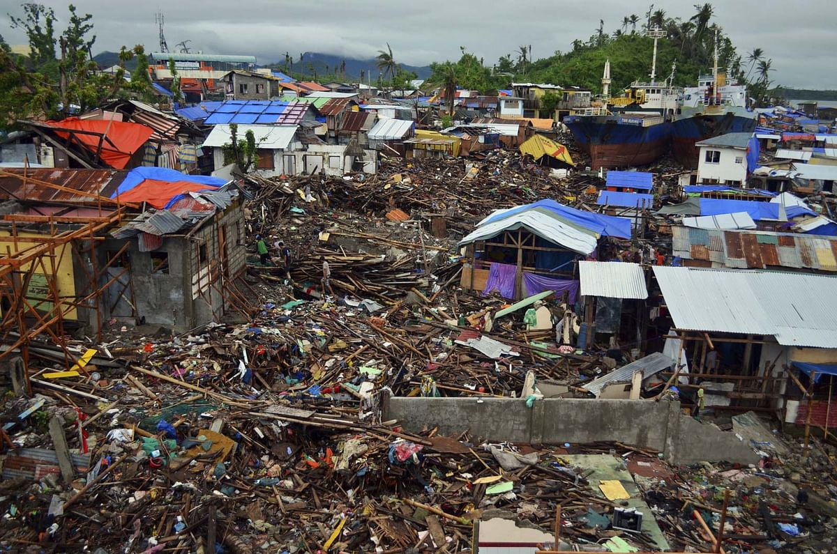 Tropical Cyclone Prone Philippines Sets Rooing Sheets Standards