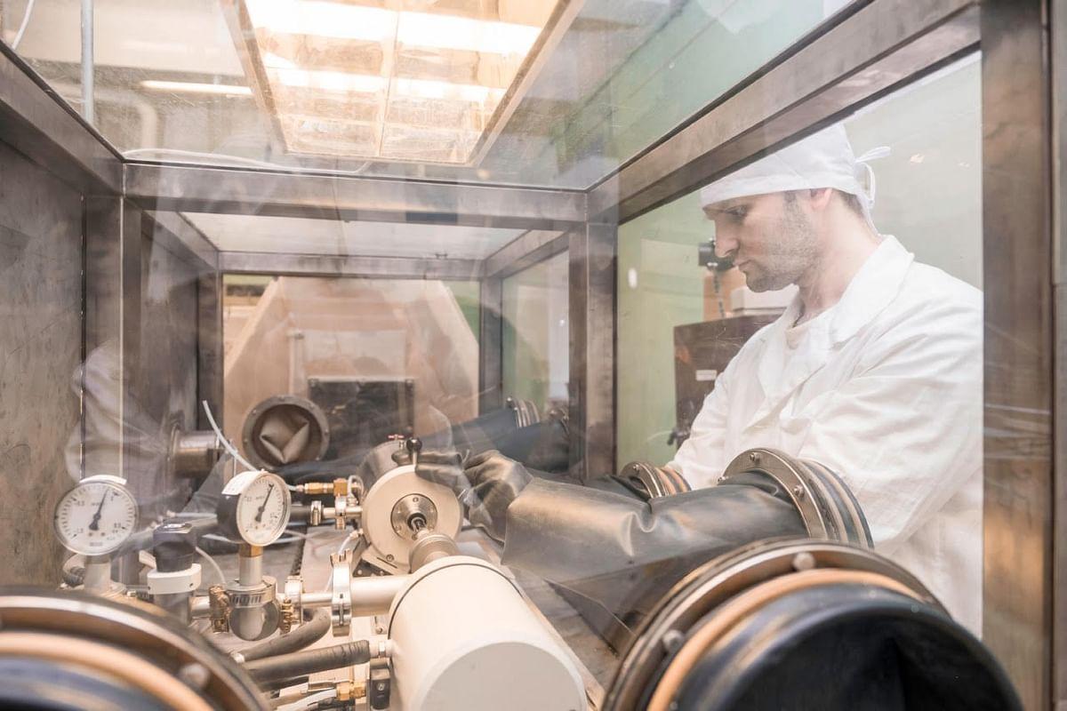 ROSATOM Develops Nitride Fuel for BREST-OD-300 Fast Reactor