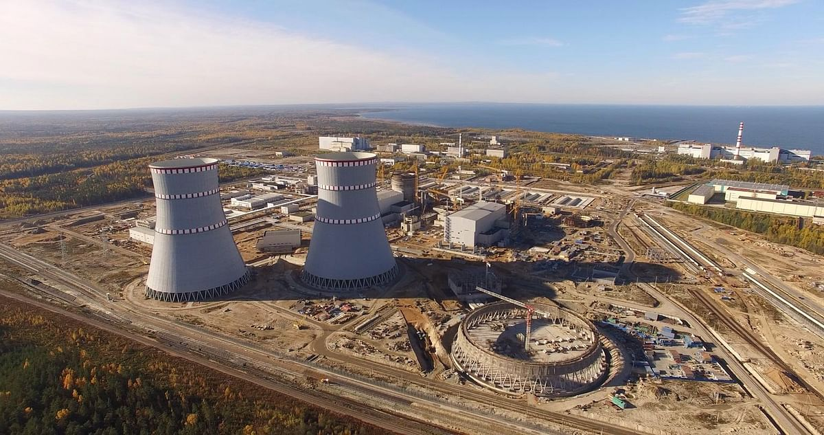 Russia May Qualify Nuclear Energy as Green Source of Energy