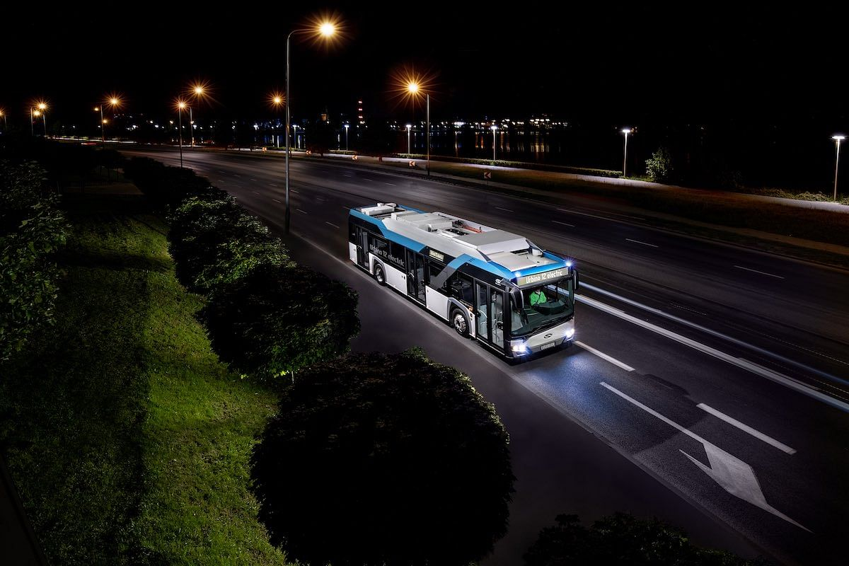 Solaris to Supply 123 E-Buses to Romania