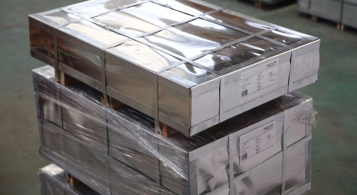 Ohio Coatings Makes 4 Millionth Ton of Tin Plate