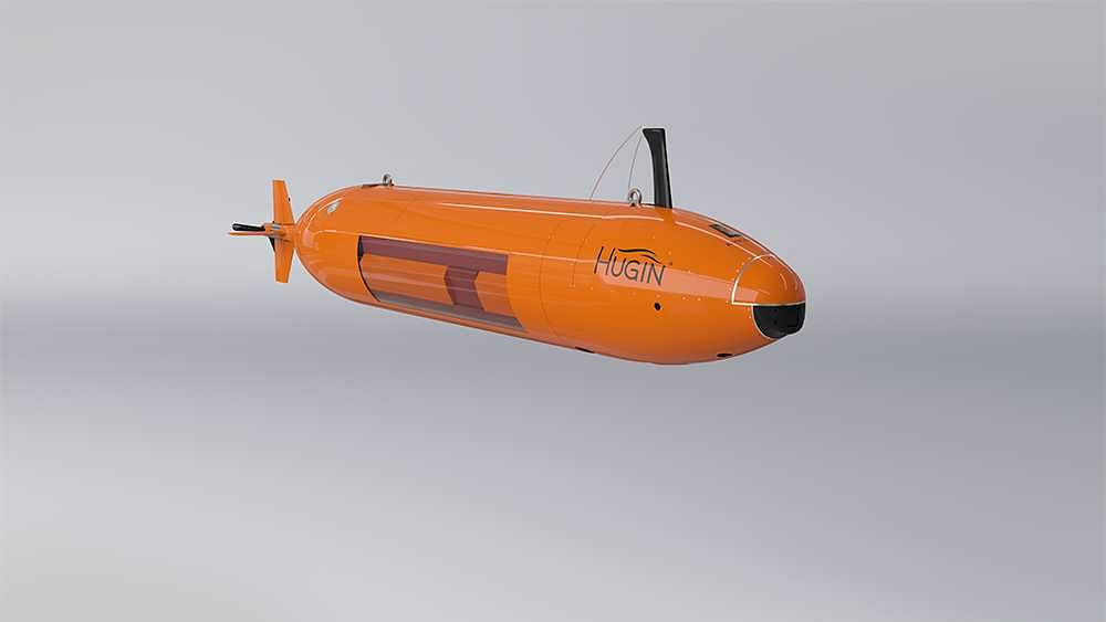Kongsberg Maritime to Supply HUGIN AUV System to Lighthouse SpA