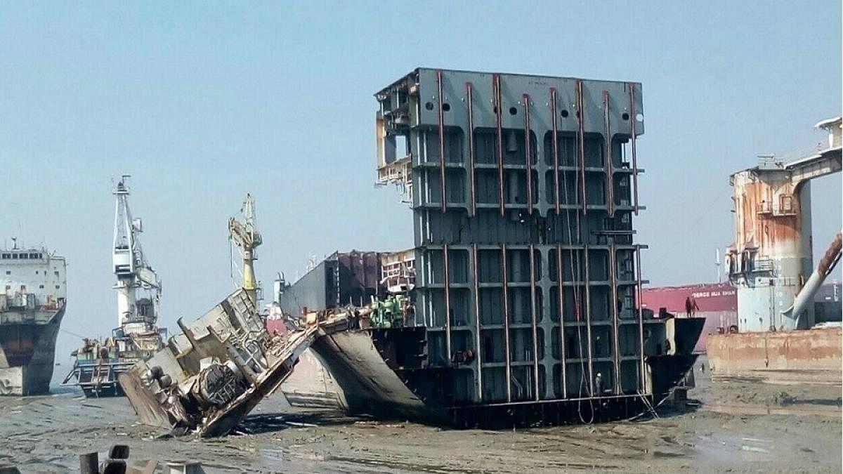 GMS Market Commentary on Ship Breaking in Week 09