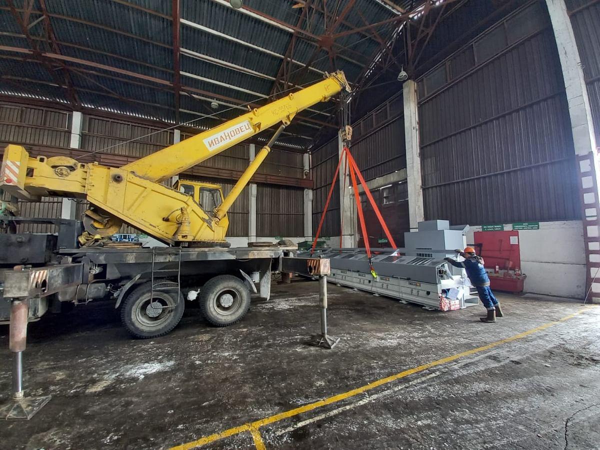 New Drawing Mills for Mechel Beloretsk Metallurgical Plant