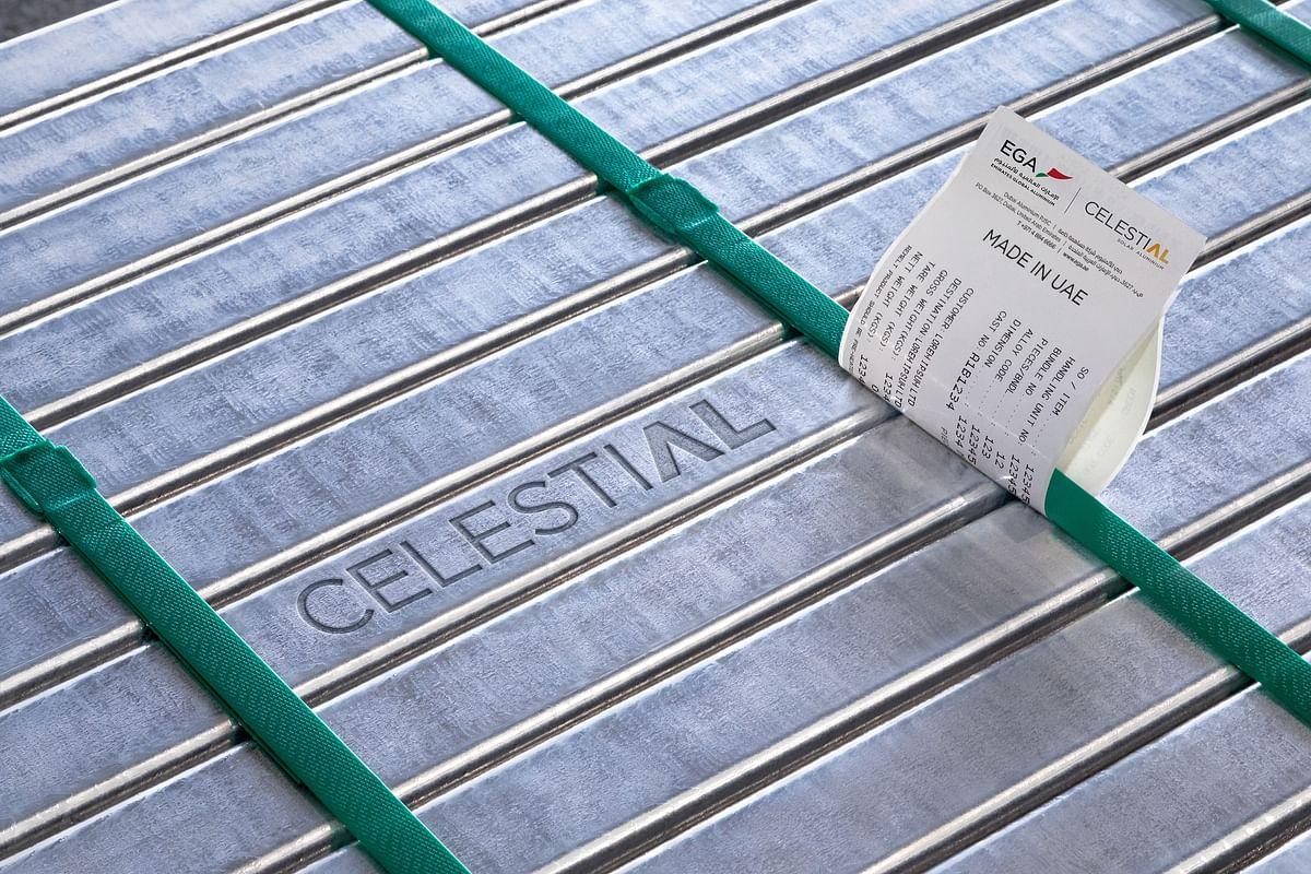EGA Introduces Green Aluminium CelestiAL