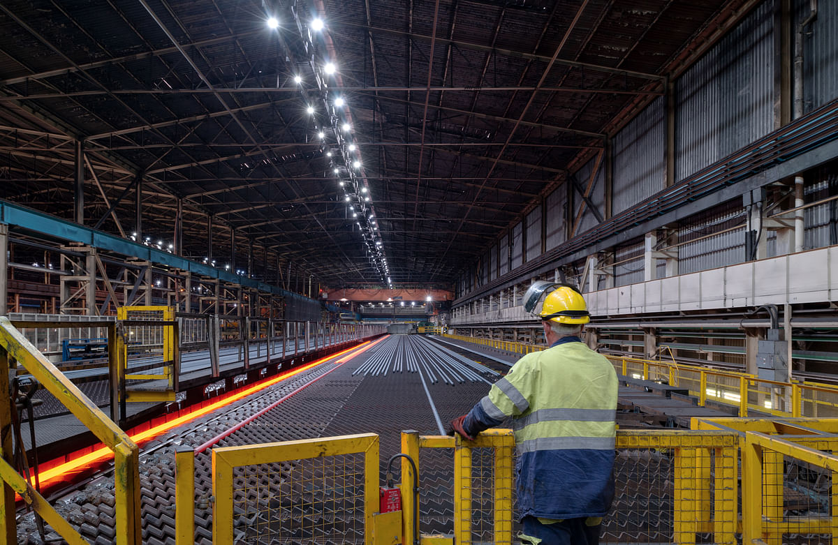 Liberty Steel Furloughs 660 Workers at Rotherham Plant