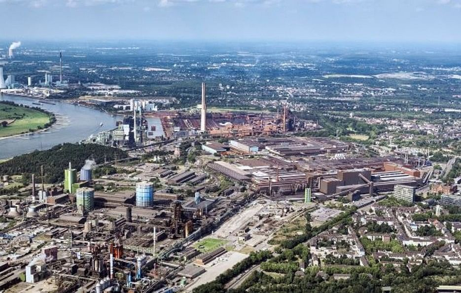 Thyssenkrupp & IG Metall Union Conclude Pact to Strengthen Steel