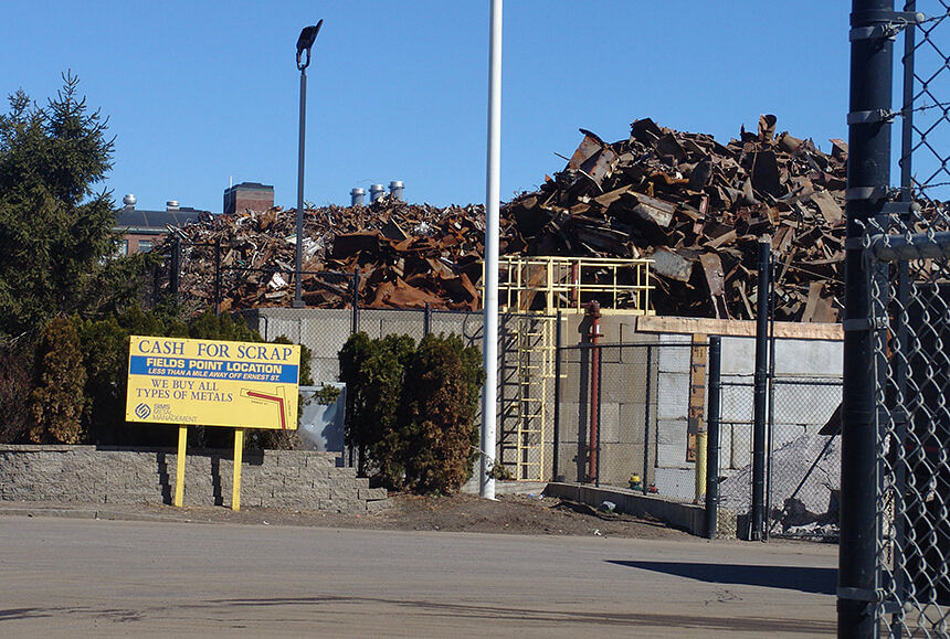 Rhode Island Fines Sims Metal's Firm for Violating Clean Air Act