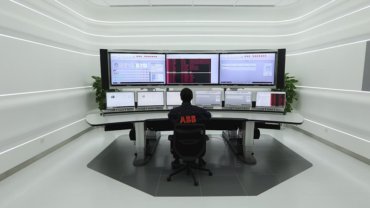 ABB Asset Monitoring Shanyang Coal Mine