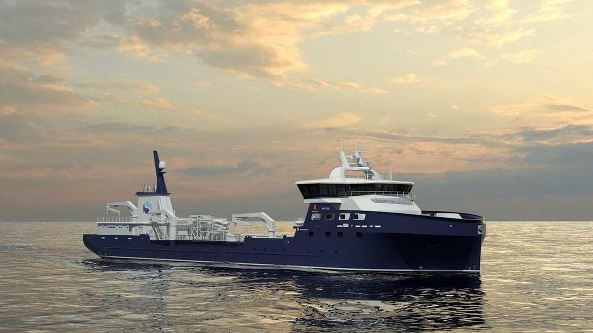 Kongsberg Maritime to Deliver Low Emission LFC for Solvtrans