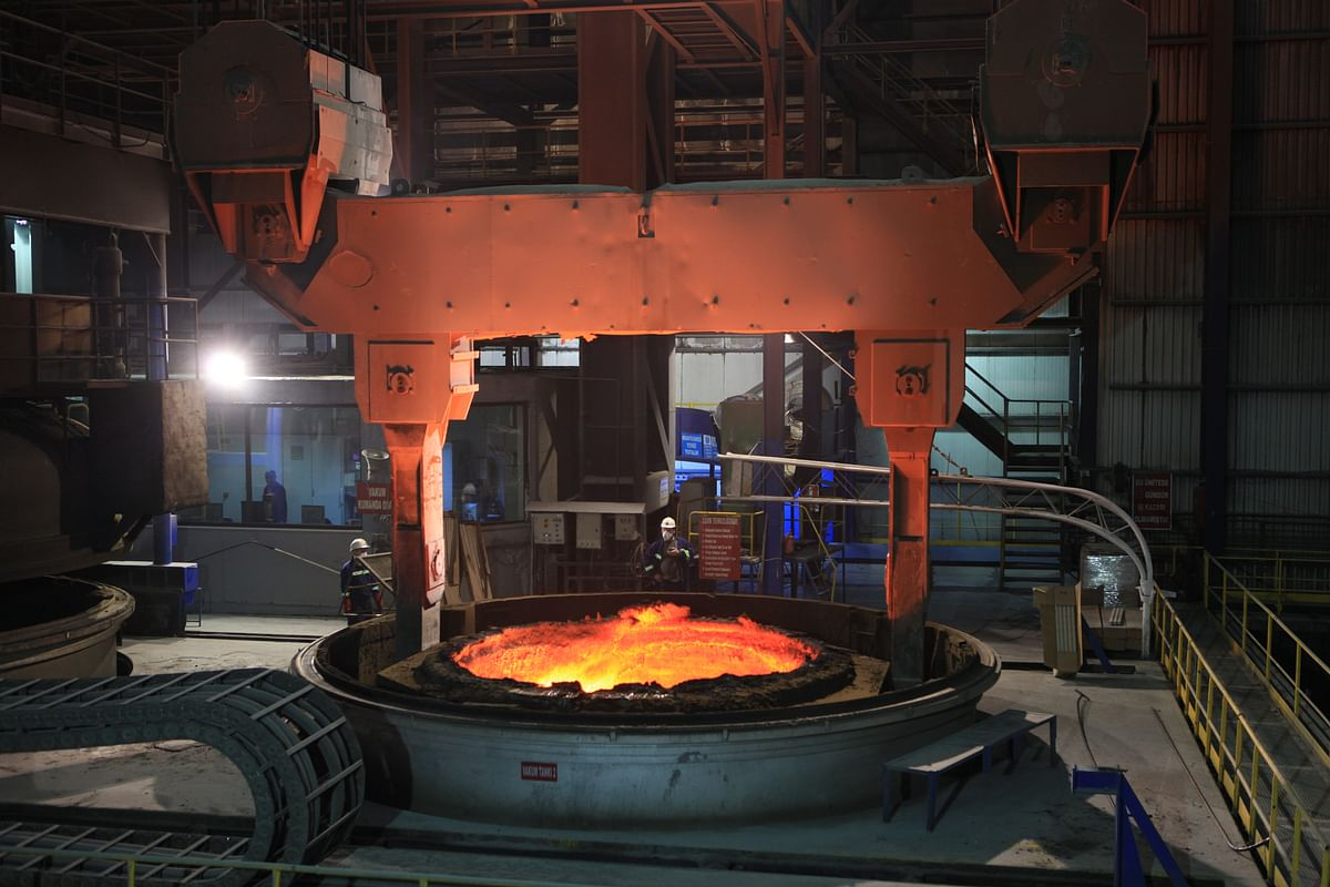 Colakoglu Grants FAC for VOD Plant to Primetals