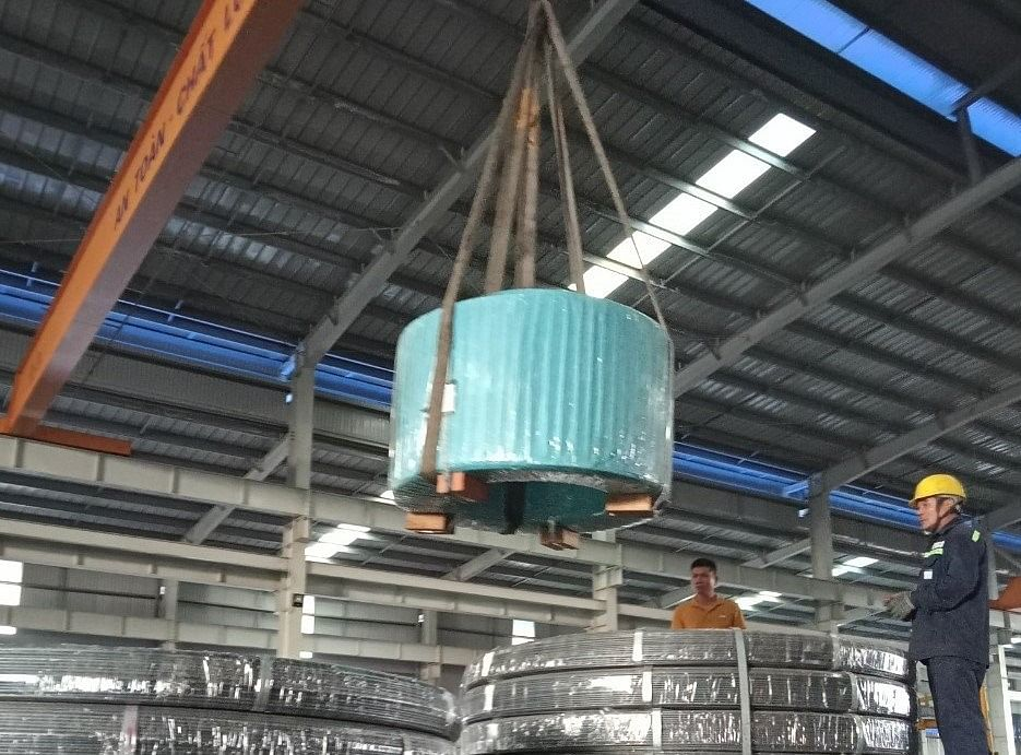 Hoa Phat Exports Prestressed Steel Cables to US