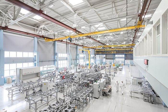 ROSATOM Launches Site for CFR-600 (China) Fuel Fabrication