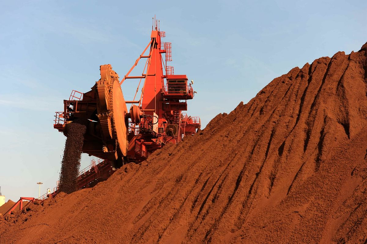 Chinese Iron Ore & Steel Imports Export in Jan-Feb 2021
