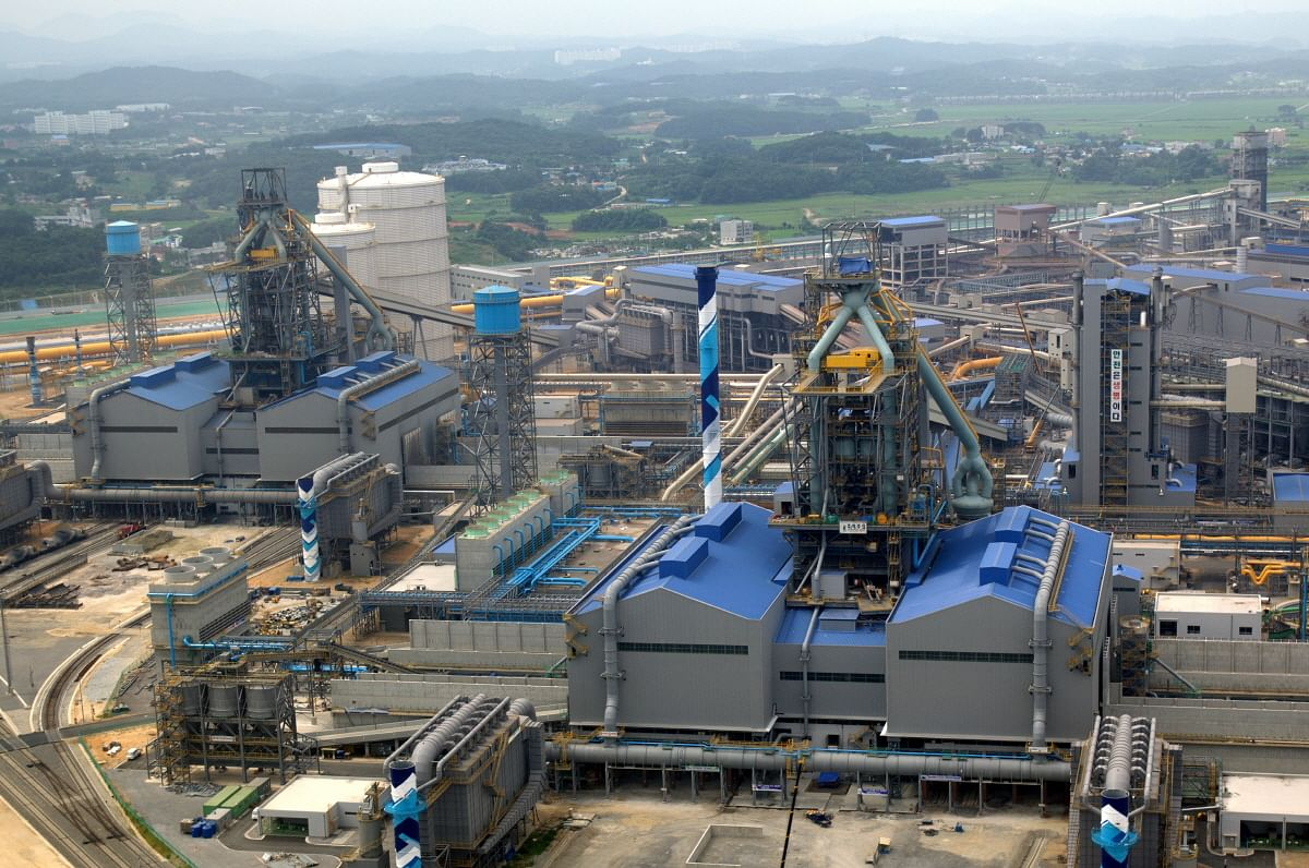 Hyundai Steel Develops Technology to Cut Emissions in Maintenance