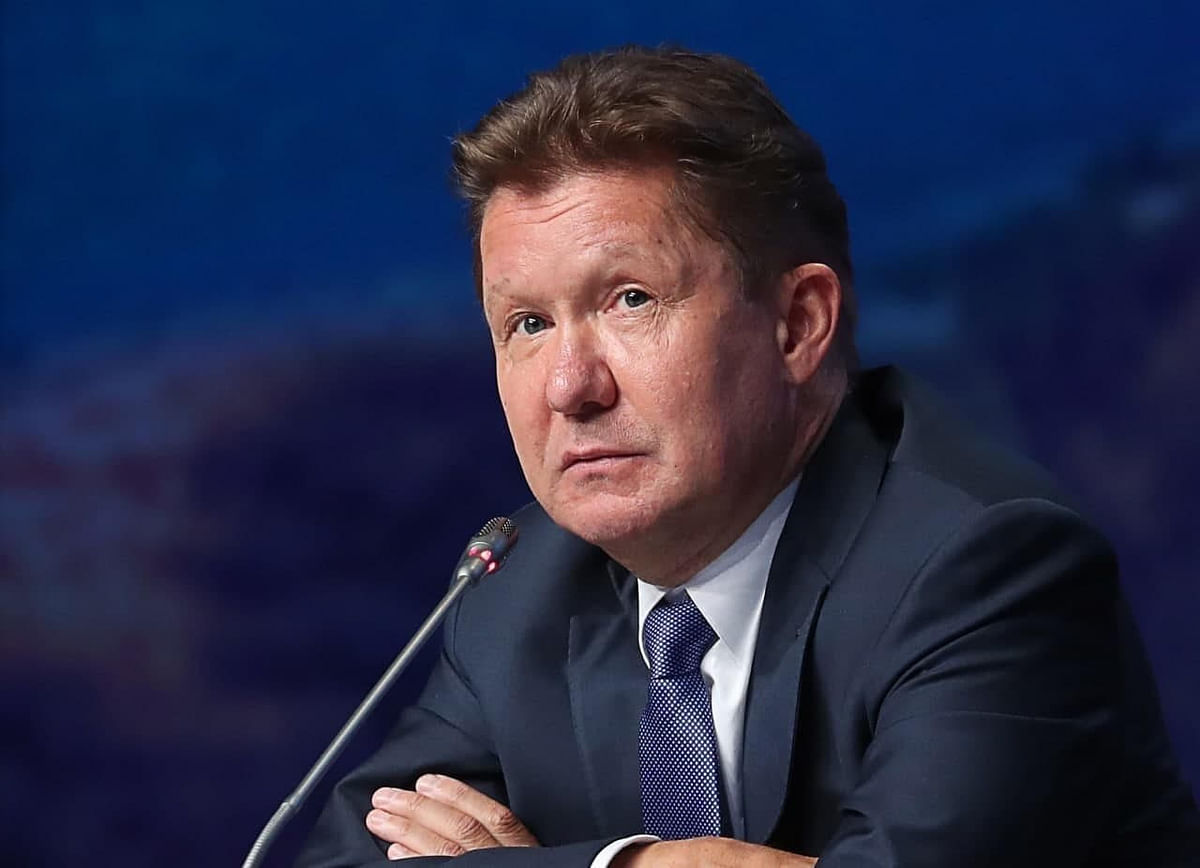 Mr Alexey Miller Re Elected as Chairman of Gazprom till 2026