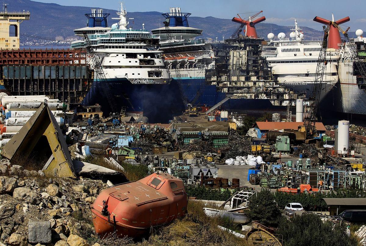 GMS Market Commentary on Ship Breaking in Week 10