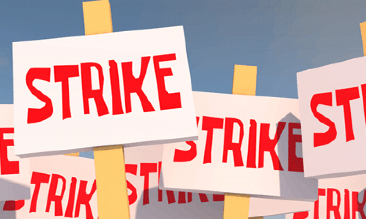 Trade Unions Plan Indefinite Strike against RINL Privatization