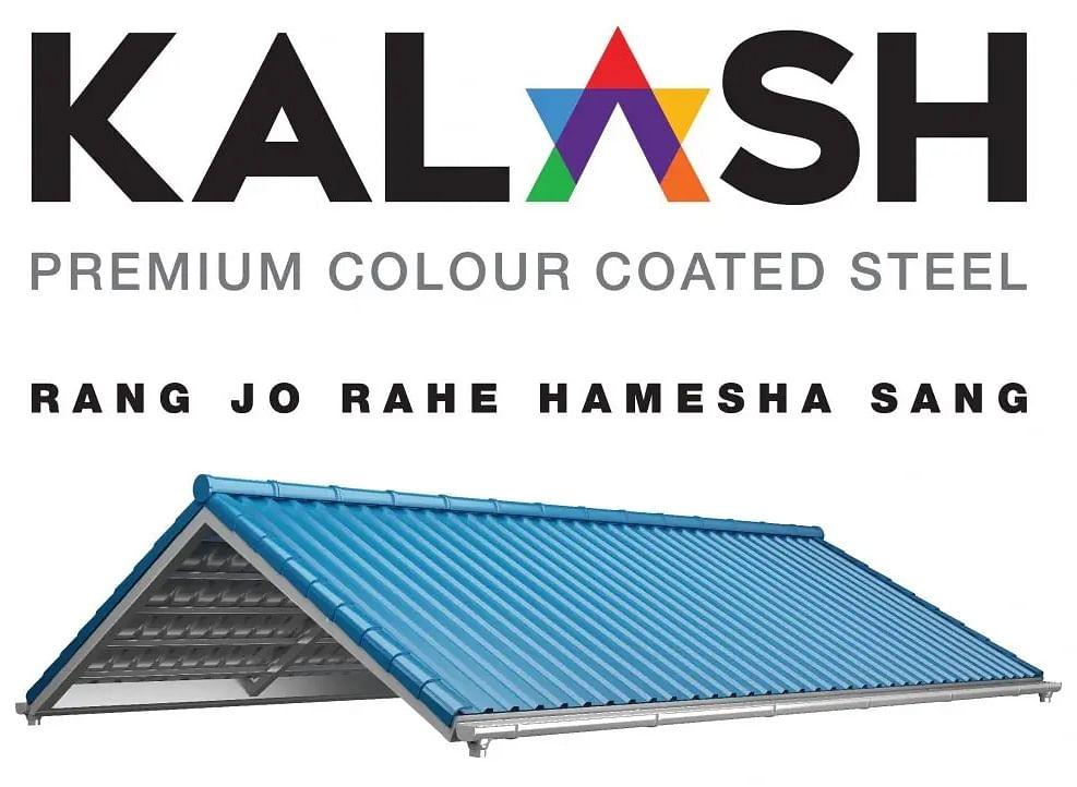AM/NS India Launches Premium Colour Coated Steel KALASH