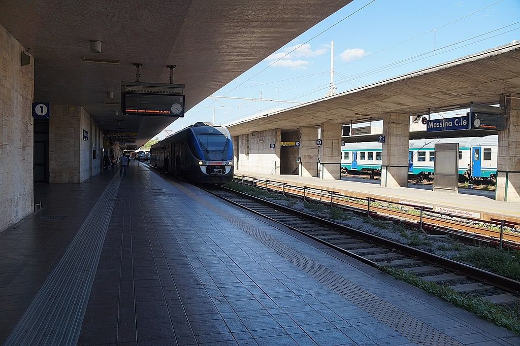 Webuild Messina Catania Line