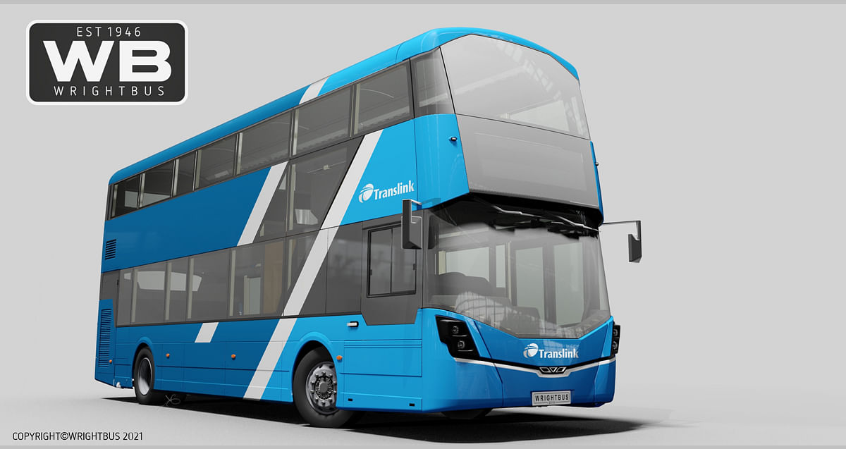 Voith Electrical Drive System for Wrightbus Electric Buses