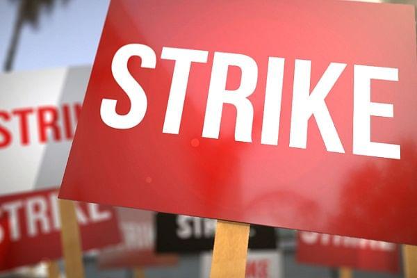 RINL VSP Employees Serve March 25 Strike Notice to CMD