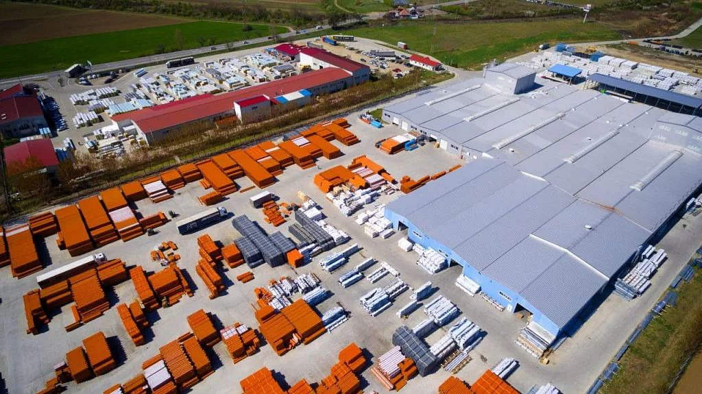 TeraPlast Completes Sale of Steel division to Kingspan
